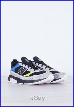 NEW BALANCE Men's black and grey X-Racer sneakers