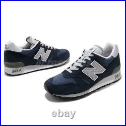 New Balance 1300 Made In USA Navy Grey Suede Men Unisex Classic Shoes M1300AO D