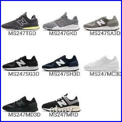 New Balance 247 / 247S MS247 D Men Running Classic Casual Shoes Sneakers Pick 1