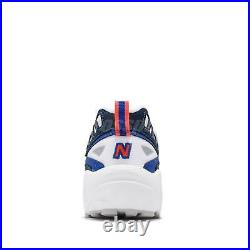 New Balance 703 White Blue Navy Grey Men Classic Running Casual Shoes ML703BE D