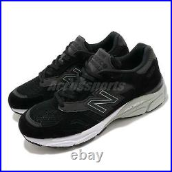 New Balance 920 Made In England Black White Grey Men Running Casual M920KR D