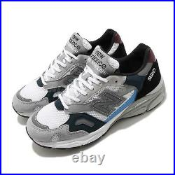 New Balance 920 Made In England Grey White Black Men Running Casual M920NBR D