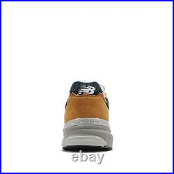 New Balance 920 Made In England Grey Yellow Navy Men Lifestyle Shoes M920YN D