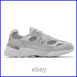 New Balance 992 Made In USA Grey White Men Unisex Casual Shoes M992NC D