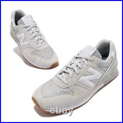 New Balance 996 Grey White Men Unisex Casual Lifestyle Sneakers Shoes CM996CPS D