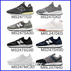 New Balance MRL247 / 247S NB Men Unisex Running Shoes Sneakers Trainers Pick 1