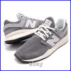 New Balance MS247MM D Grey Silver Men Running Casual Shoes Sneakers MS247MMD