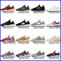New Balance MS247 D 247 Mens Running Shoes Sneakers Sport Style ...