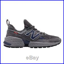 New Balance MS574EDN D Grey Navy Men Running Casual Shoes Sneakers MS574EDND