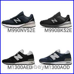 New Balance Made In USA Pack 990 / 1300 Men Unisex Classic Lifestyle Shoe Pick 1